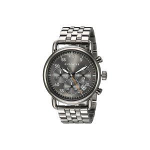コーチ COACH メンズ 腕時計 Delancey - 14602375 Grey|fermart2-store