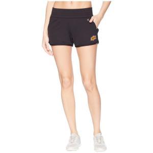 チャンピオン Champion College レディース ショートパンツ ボトムス・パンツ Oklahoma State Cowboys Endurance Shorts Black|fermart2-store