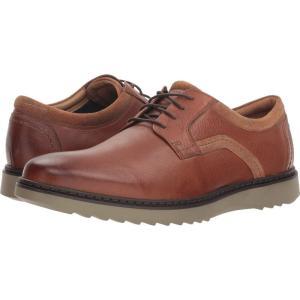 クラークス Clarks メンズ 革靴・ビジネスシューズ シューズ・靴 Un Geo Lace Dark Tan Leather|fermart2-store
