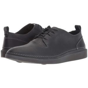 クラークス Clarks メンズ 革靴・ビジネスシューズ シューズ・靴 Hale Lace Dark Grey Leather|fermart2-store