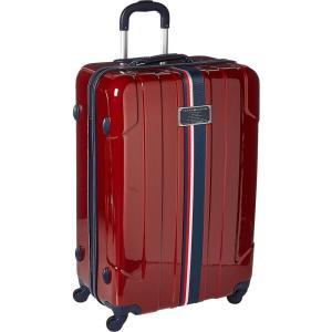 トミー ヒルフィガー Tommy Hilfiger ユニセックス スーツケース・キャリーバッグ バッグ Lochwood 28 Upright Suitcase Burgundy|fermart2-store