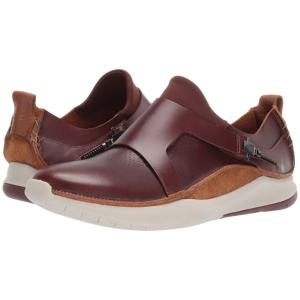 クラークス Clarks メンズ スニーカー シューズ・靴 Privolution M1 Mahogany Leather|fermart2-store