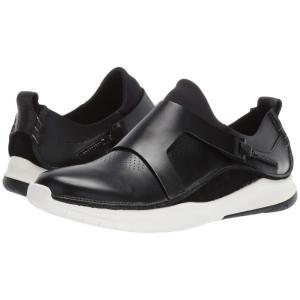 クラークス Clarks メンズ スニーカー シューズ・靴 Privolution M1 Black Leather|fermart2-store