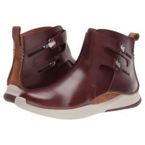 クラークス Clarks メンズ スニーカー シューズ・靴 Privolution M2 Mahogany Leather|fermart2-store