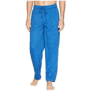 ジョッキー メンズ パジャマ・ボトムのみ インナー・下着 Tiger Heather Knit Sleep Pants Strong Blue/Caviar|fermart2-store