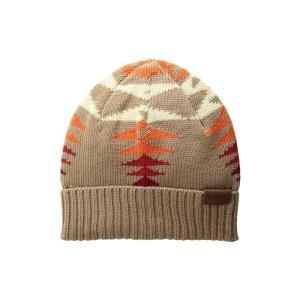 ペンドルトン Pendleton レディース ニット 帽子 Knit Cap Tucson Khaki|fermart2-store