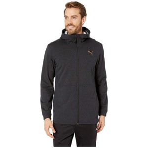 プーマ PUMA メンズ ジャケット アウター Energy Desert Full Zip Jacket Puma Black Heather|fermart2-store
