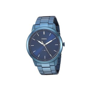 フォッシル Fossil メンズ 腕時計 The Minimalist 3H - FS5461 Blue|fermart2-store
