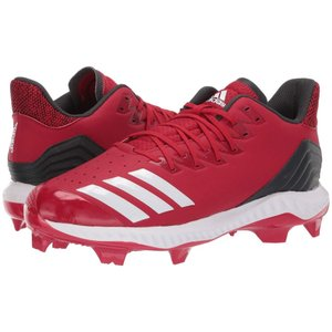 sports shoes c4c9d 5e696 アディダス adidas メンズ シューズ・靴 野球 Icon Bounce TPU Power Red Footwear White Carbon