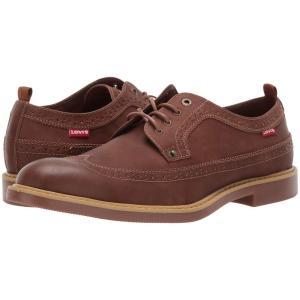 リーバイス Levi's Shoes メンズ 革靴・ビジネスシューズ シューズ・靴 Tindal UL Dark/Tan|fermart2-store