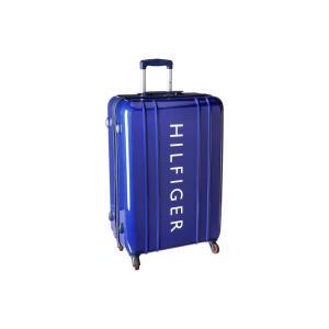 トミー ヒルフィガー Tommy Hilfiger ユニセックス スーツケース・キャリーバッグ バッグ 28 Maryland Hardside Upright Suitcase Navy|fermart2-store