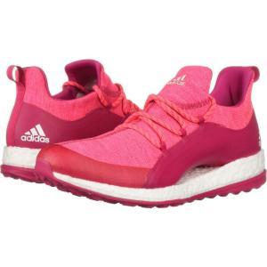 アディダス adidas Golf レディース ゴルフ シューズ・靴 Pureboost XG 2 Red Zest/Active Purple/Footwear White|fermart2-store