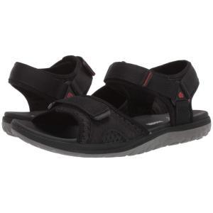 クラークス Clarks メンズ サンダル シューズ・靴 Step Beat Sun Black Textile|fermart2-store
