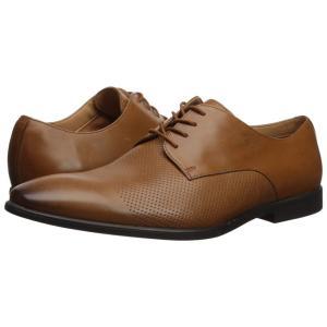 クラークス Clarks メンズ 革靴・ビジネスシューズ シューズ・靴 Bampton Cap Tan Leather|fermart2-store