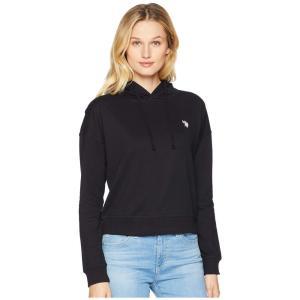 ユーエスポロアッスン U.S. POLO ASSN. レディース パーカー トップス Hoodie Sweatshirt Anthracite fermart2-store