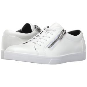 カルバンクライン Calvin Klein メンズ スニーカー シューズ・靴 Ibrahim White Box Leather fermart2-store