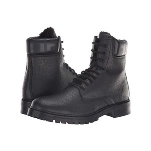 ヒューゴ ボス BOSS Hugo Boss メンズ ブーツ シューズ・靴 Explore Lace-Up Boot by HUGO Black|fermart2-store
