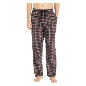 ジョッキー Jockey メンズ パジャマ・ボトムのみ インナー・下着 Broadcloth Pajama Pants Ebony|fermart2-store