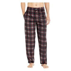 ジョッキー Jockey メンズ パジャマ・ボトムのみ インナー・下着 Silky Fleece Pants Black|fermart2-store