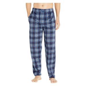 ジョッキー Jockey メンズ パジャマ・ボトムのみ インナー・下着 Silky Fleece Pants Navy|fermart2-store