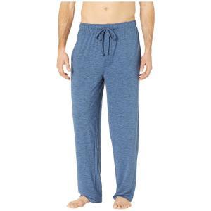 ジョッキー Jockey メンズ パジャマ・ボトムのみ インナー・下着 cool-sleep sueded jersey pants Open Blue|fermart2-store