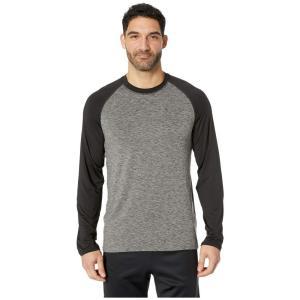 ジョッキー Jockey メンズ パジャマ・トップのみ インナー・下着 Cool-Sleep Sueded Jersey Top Charcoal|fermart2-store