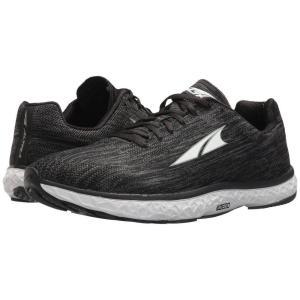 アルトラ Altra Footwear メンズ シューズ・靴 ランニング・ウォーキング Escalante Black|fermart2-store