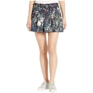 ナイキ Nike レディース テニス スカート ボトムス・パンツ nikecourt flex skirt Black/Oxygen Purple/Oxygen Purple|fermart2-store