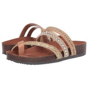 サム レディース シューズ サンダル エデルマン Greta Leather Sandals