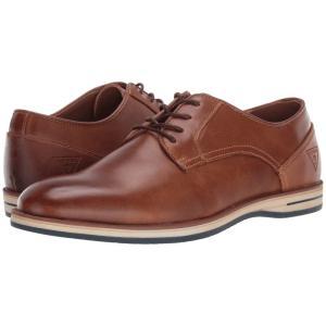 ゲス GUESS メンズ 革靴・ビジネスシューズ シューズ・靴 Upwood Brown|fermart2-store