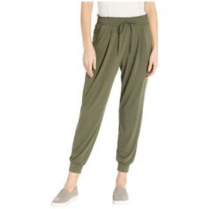ジューシークチュール Juicy Couture レディース ボトムス・パンツ ヨガ・ピラティス Stud Embellished Jersey Yoga Pants Dark Army|fermart2-store