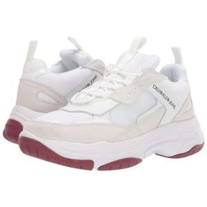 カルバンクライン Calvin Klein メンズ スニーカー シューズ・靴 Marvin White|fermart2-store