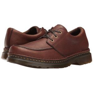 ドクターマーチン Dr. Martens メンズ 革靴・ビジネスシューズ シューズ・靴 Lubbock Dark Brown Grizzly|fermart2-store