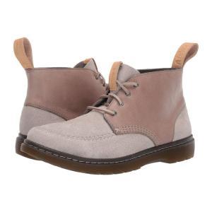 ドクターマーチン Dr. Martens メンズ ブーツ シューズ・靴 Holt Revive Taupe Hairy Suede/Taupe Mesa|fermart2-store