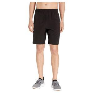 ジョッキー Jockey Active メンズ ショートパンツ ボトムス・パンツ Stretch Woven Inset Shorts Black|fermart2-store