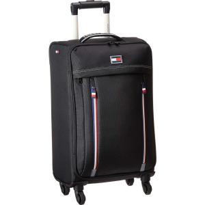 トミー ヒルフィガー Tommy Hilfiger ユニセックス スーツケース・キャリーバッグ バッグ 20 Casual XL Softside Upright Black|fermart2-store