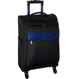 トミー ヒルフィガー Tommy Hilfiger ユニセックス スーツケース・キャリーバッグ バッグ 20 Network XL Softside Upright Black|fermart2-store