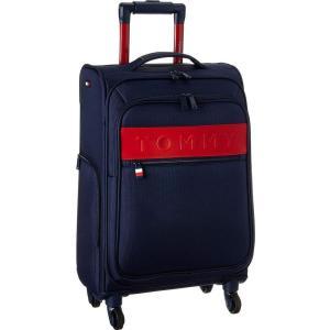 トミー ヒルフィガー Tommy Hilfiger ユニセックス スーツケース・キャリーバッグ バッグ 20 Network XL Softside Upright Navy|fermart2-store