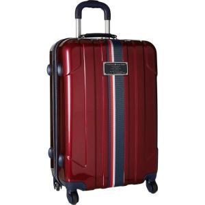 トミー ヒルフィガー Tommy Hilfiger ユニセックス スーツケース・キャリーバッグ バッグ 25 Lochwood Upright Burgundy|fermart2-store