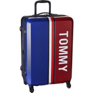 トミー ヒルフィガー Tommy Hilfiger ユニセックス スーツケース・キャリーバッグ バッグ 24 Pep Rally Hardside Upright Royal Blue|fermart2-store