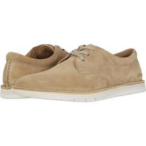 クラークス Clarks メンズ 革靴・ビジネスシューズ シューズ・靴 Forge Vibe Dark Sand Suede|fermart2-store