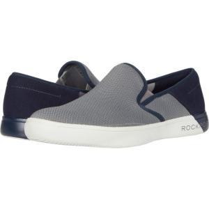 ロックポート Rockport メンズ スリッポン・フラット シューズ・靴 Colle Slip-On Mesh Grey Multi Mesh|fermart2-store