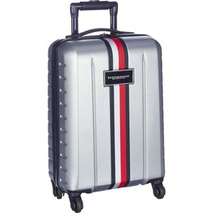 トミー ヒルフィガー Tommy Hilfiger ユニセックス スーツケース・キャリーバッグ バッグ 20 Riverdale Upright Light Grey|fermart2-store