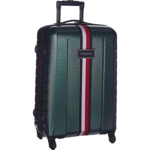 トミー ヒルフィガー Tommy Hilfiger ユニセックス スーツケース・キャリーバッグ バッグ 24 Riverdale Upright Green|fermart2-store