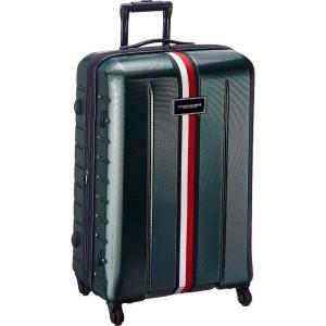 トミー ヒルフィガー Tommy Hilfiger ユニセックス スーツケース・キャリーバッグ バッグ Riverdale 28 Upright Green|fermart2-store