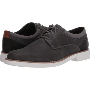 ディール スタッグス Deer Stags メンズ 革靴・ビジネスシューズ シューズ・靴 Belfast Dark Grey|fermart2-store