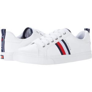 トミー ヒルフィガー Tommy Hilfiger レディース スニーカー シューズ・靴 Landon White Multi II|fermart2-store