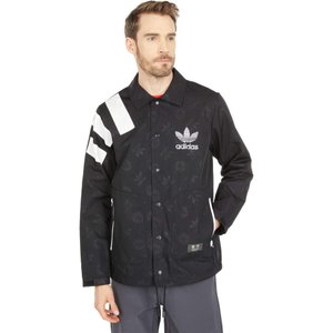 アディダス adidas Originals メンズ ジャケット アウター UAS Game Jacket Black|fermart2-store