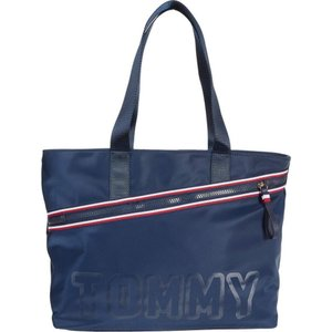 トミー ヒルフィガー Tommy Hilfiger レディース トートバッグ バッグ Skylar II Tote Nylon Tommy Navy|fermart2-store