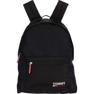 トミー ヒルフィガー Tommy Hilfiger レディース バックパック・リュック バッグ TJW Campus Backpack Black|fermart2-store